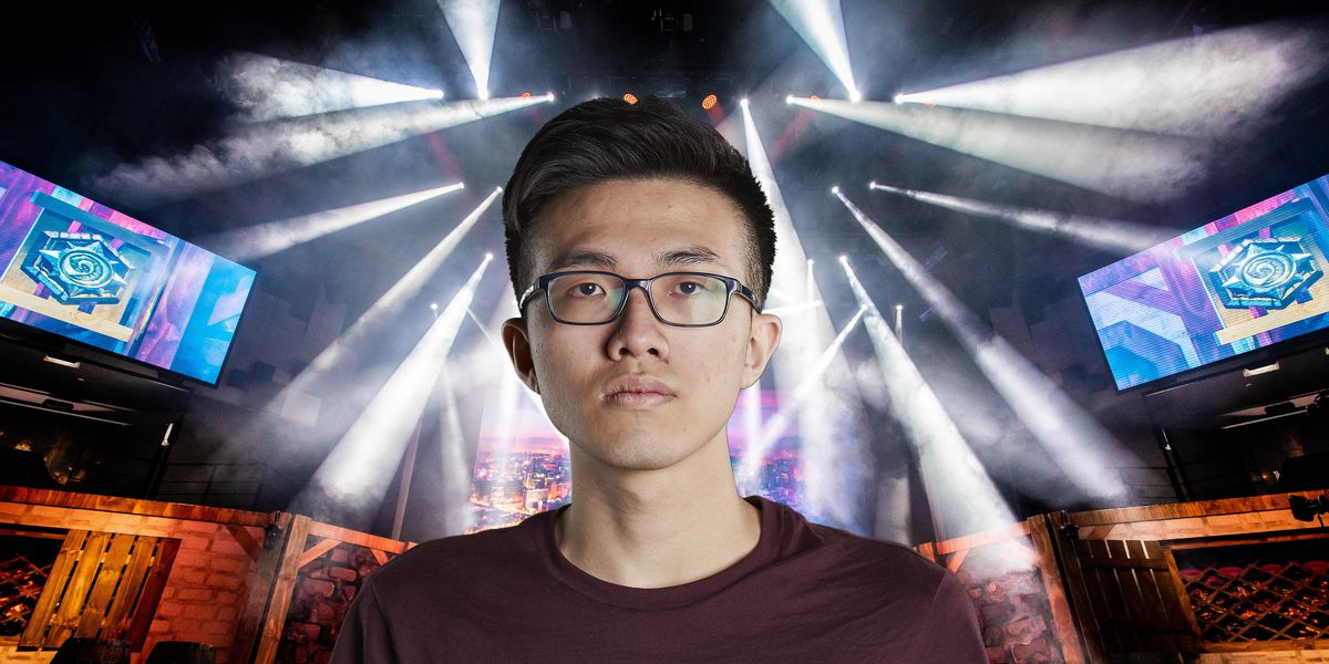 Suspended Hong Kong Hearthstone player blitzchung signed to pro team