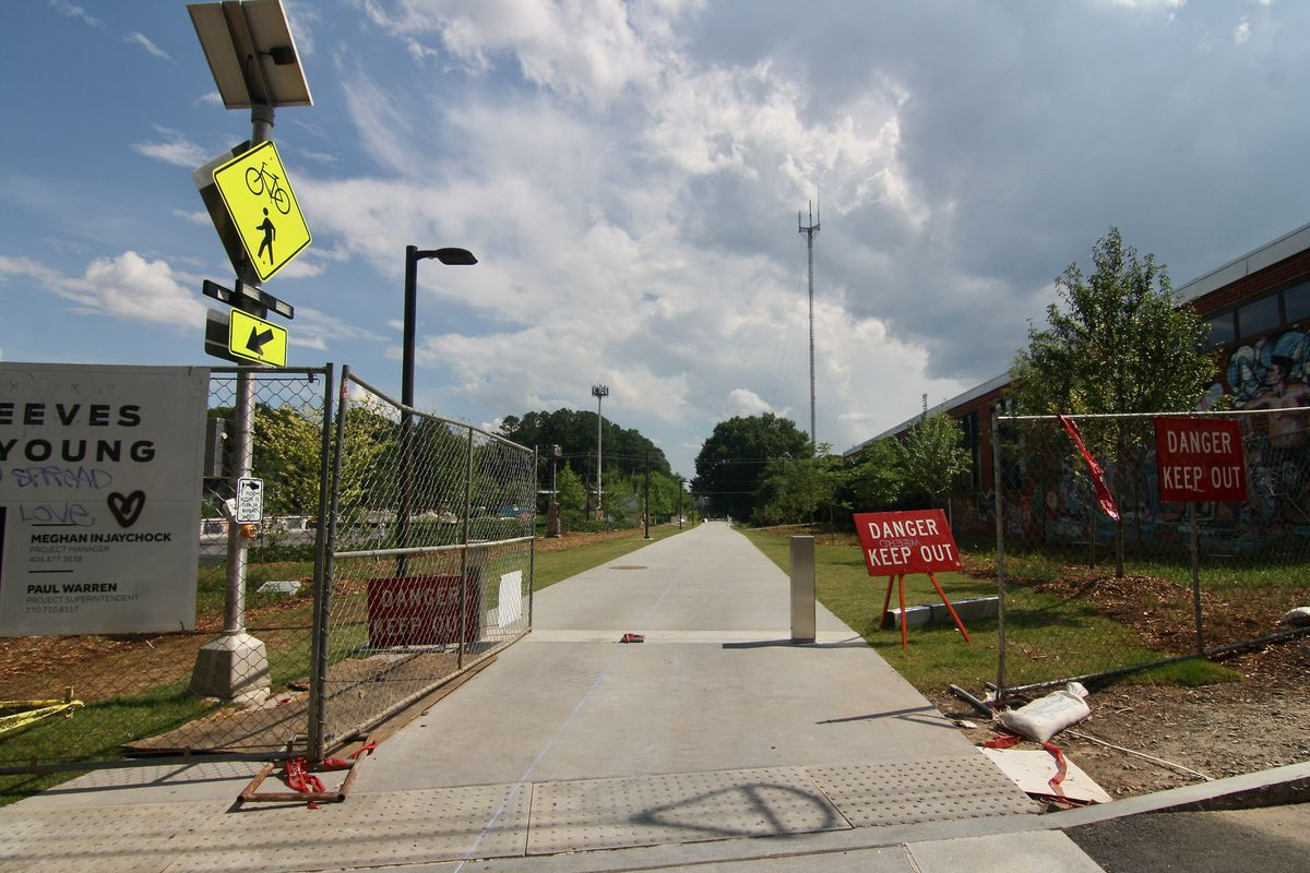 Madison Street Department Finally Gets >> Atlanta Beltline S Eastside Trail Is Finally Complete And Open For