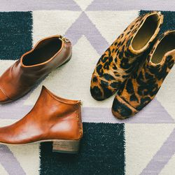 Beau Coops boots, $305; $365