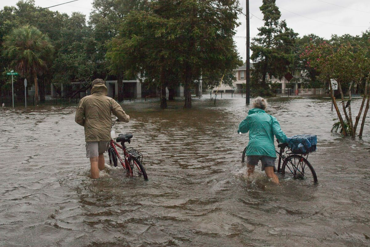 Hurricane Barry: why it dropped much less rain than expected
