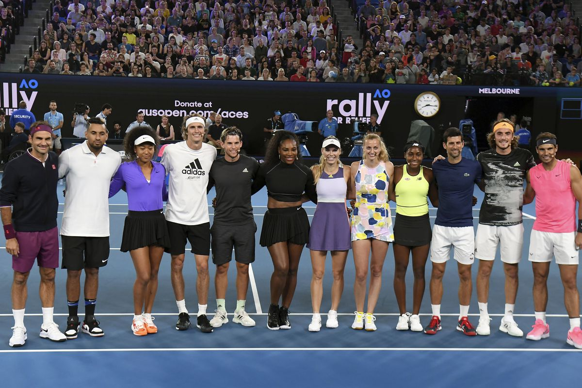 Wildfire Smoke Forced Tennis Players To Withdraw From