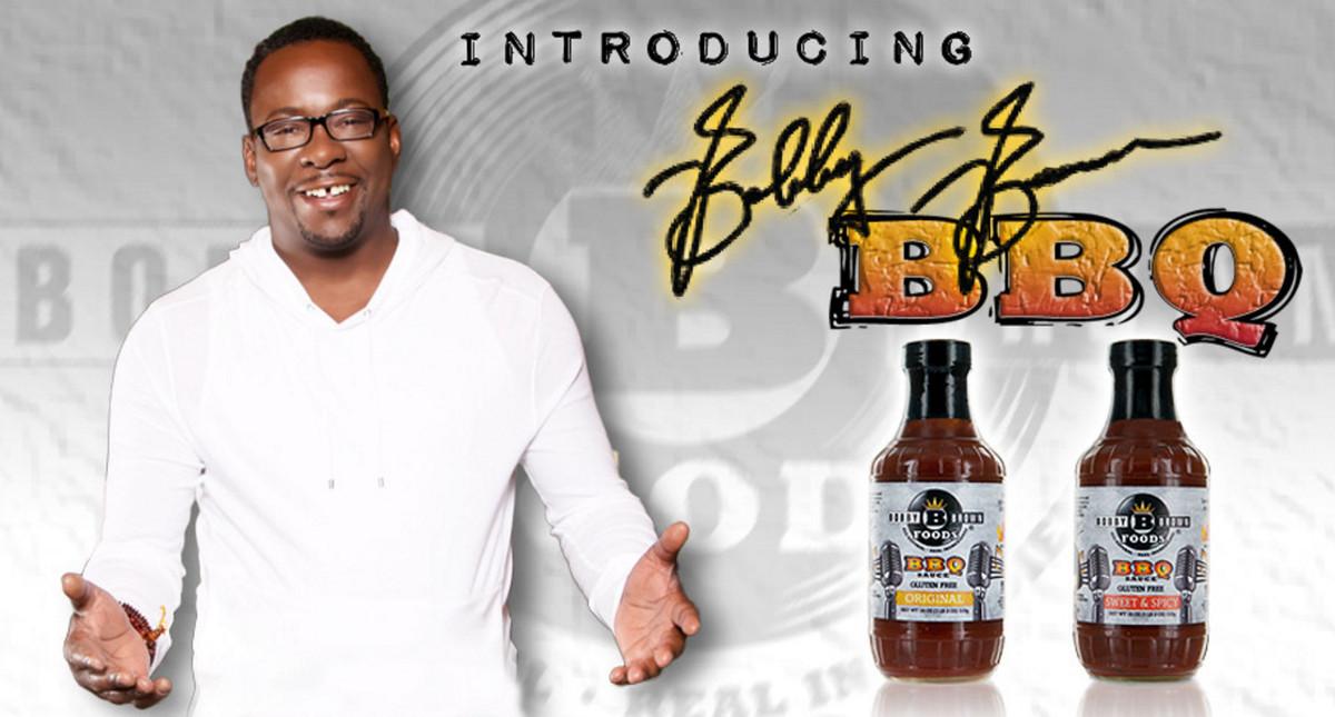 Bobby Brown BBQ Sauce