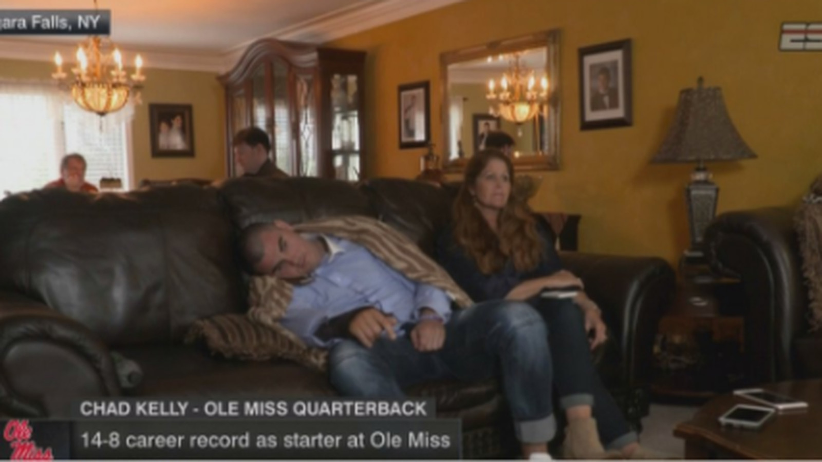 best website 6b25b 5996d Chad Kelly looks as exhausted as the rest of us by the ...