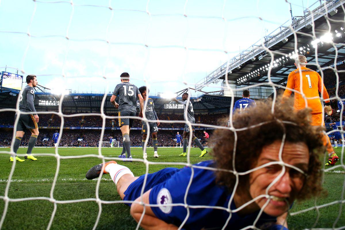 Chelsea FC v Leicester City - Premier League
