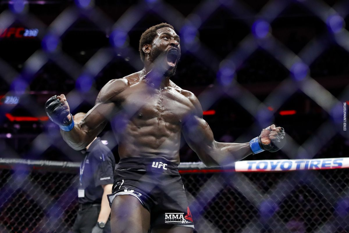 Jared Cannonier appreciates 'high praise' from Israel Adesanya, expects to win when they finally meet