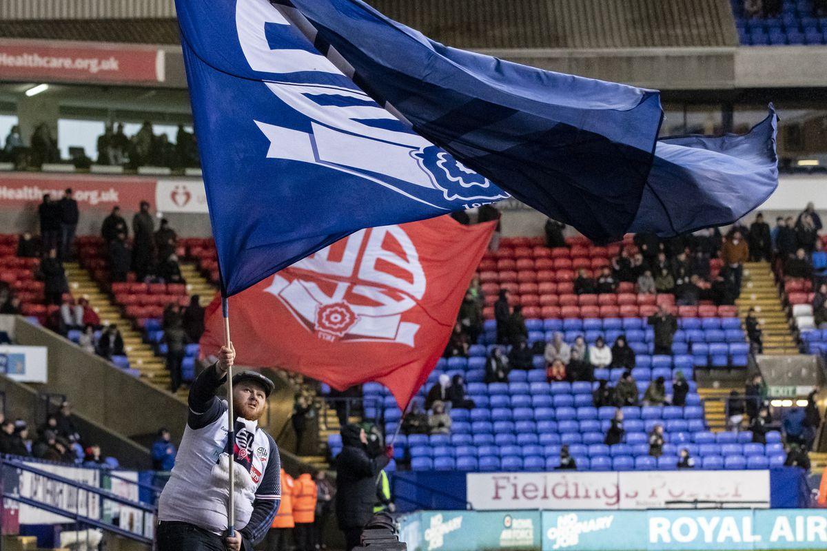Bolton Wanderers v Wycombe Wanderers - Sky Bet League One