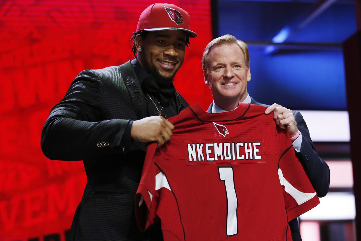 new concept 4266f d2a6c 2016 NFL Draft results: Arizona Cardinals believe 'there's ...