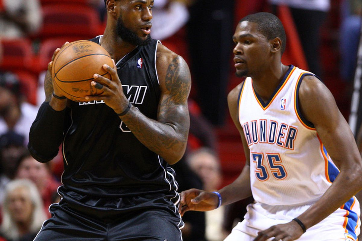 NBA Finals 2012: Quick poll -- who wins tonight Heat or ...