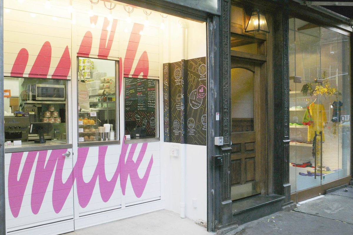 Christina Tosi Is Suing a Chicago Milk Bar for Trademark