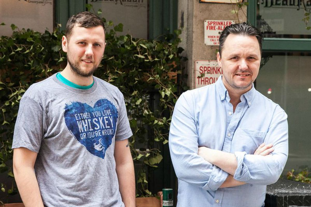 The folks behind NYC's The Dead Rabbit