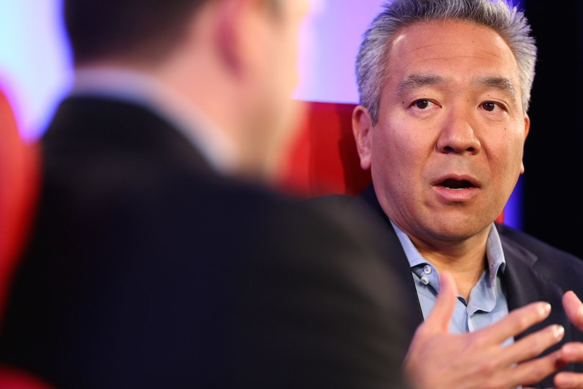 Warner Bros. CEO Kevin Tsujihara on Windows, Streaming and Sony: The Code/Media Interview