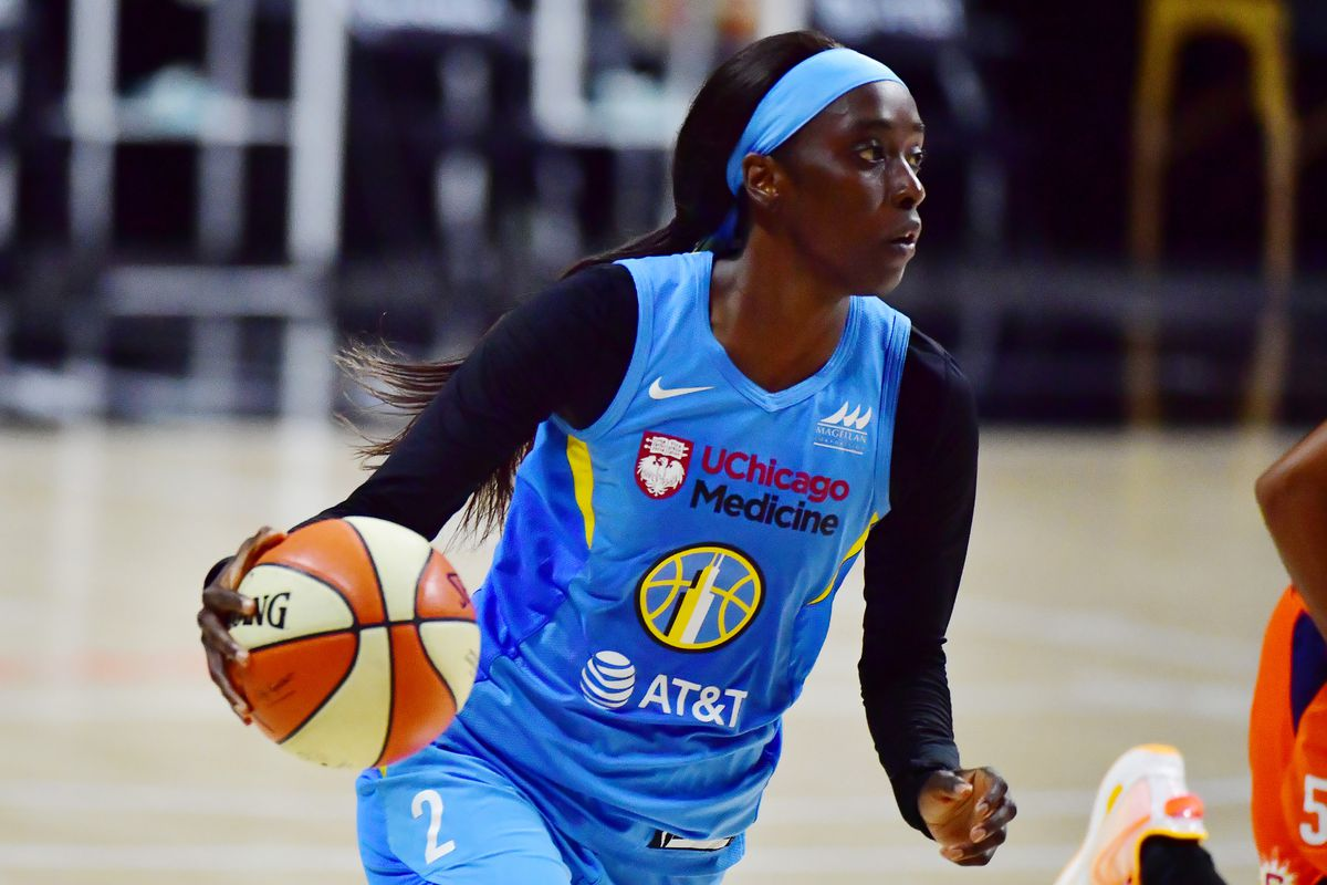 Sky star Kahleah Copper is taking an unexpected career turn in the offseason - Chicago Sun-Times