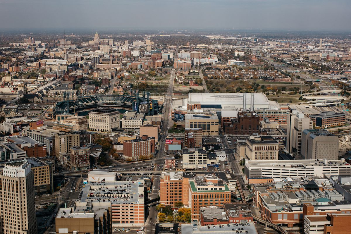 The best neighborhood in Detroit is out there