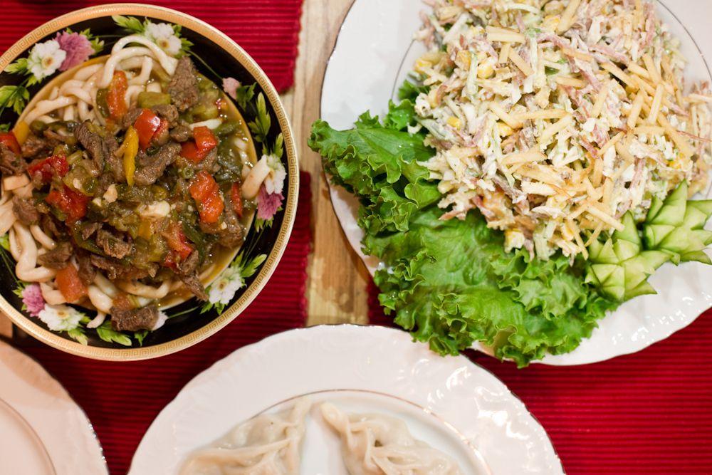 Uzbechka spread