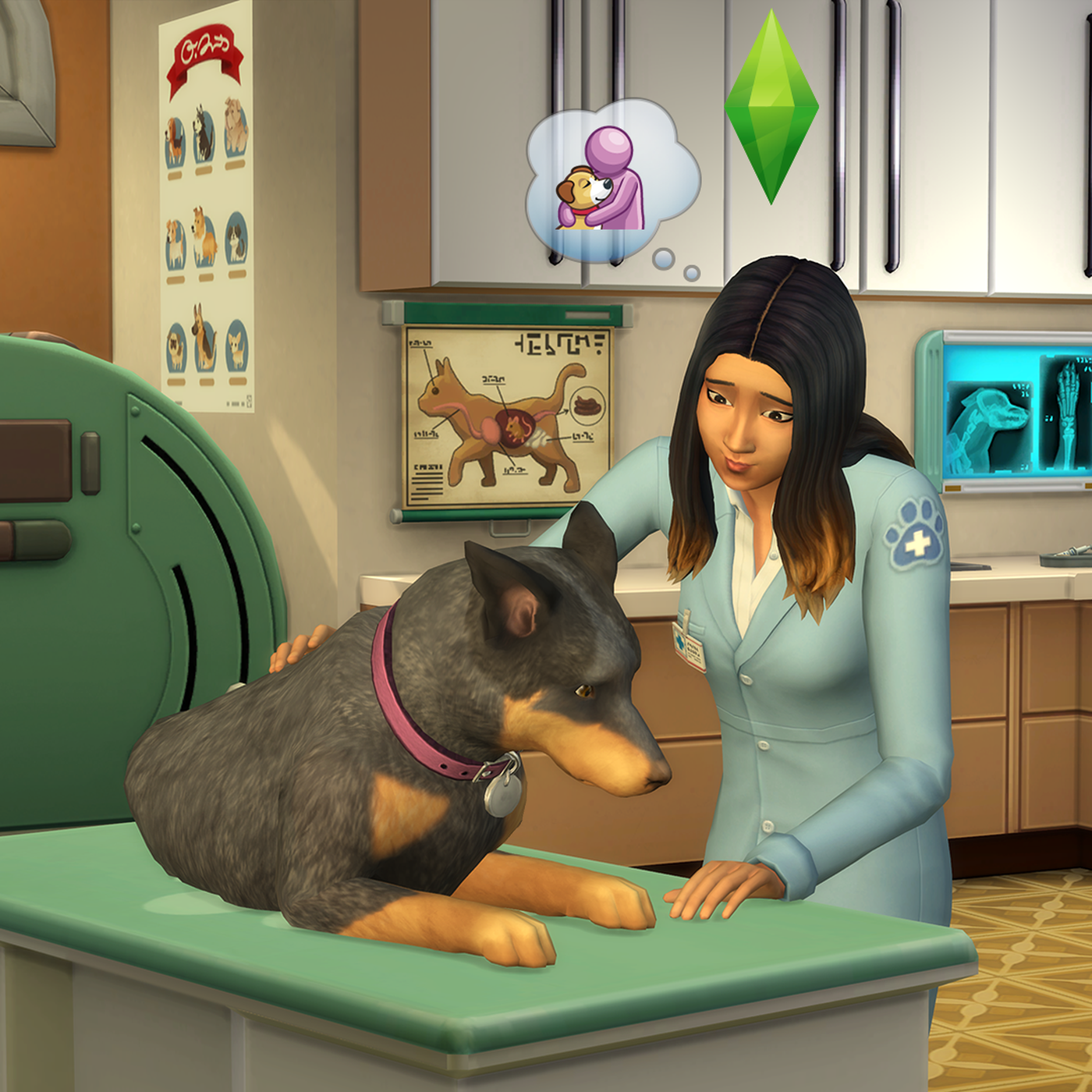 Why Sims 4 understands pets better than any other game - Polygon