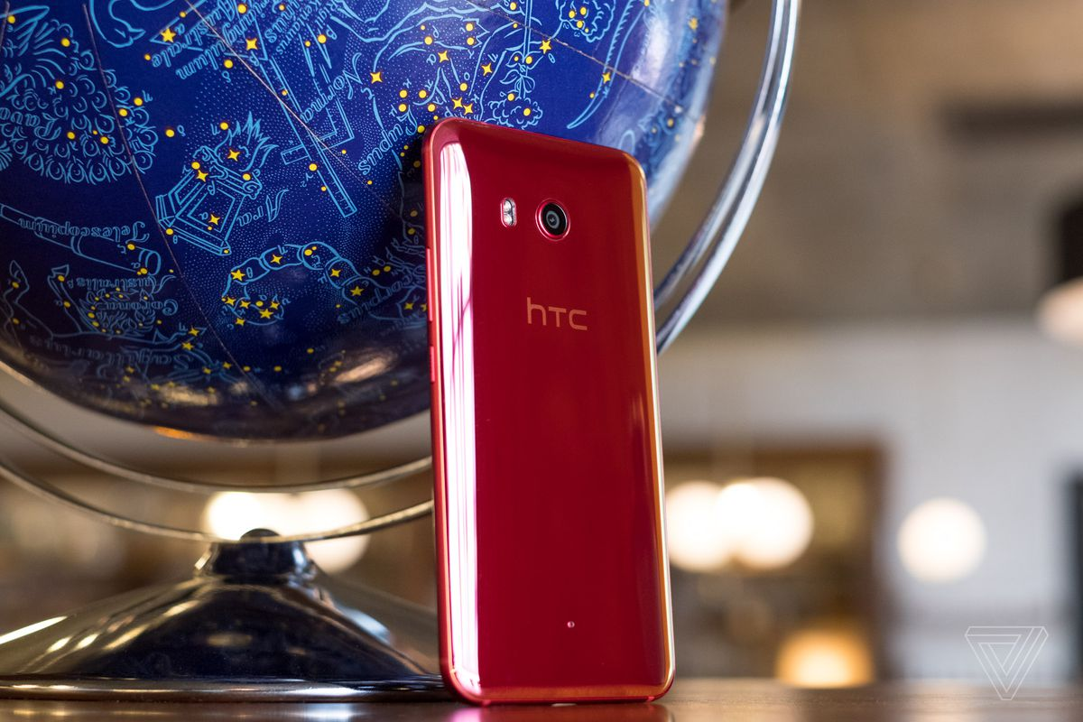 HTC to launch new U-series smartphone on Nov 2