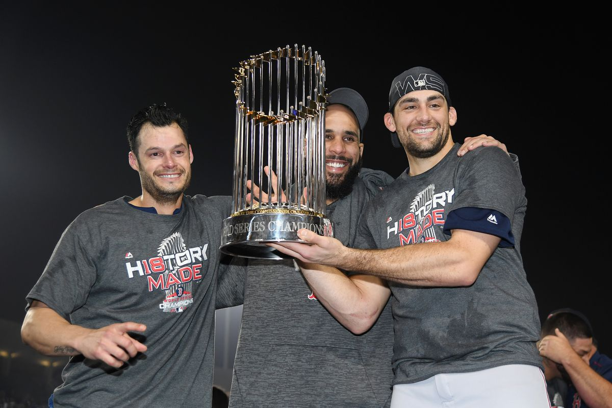 c5d574b38f29cc Red Sox parade 2018: Start time, how to watch Boston's World Series  celebration