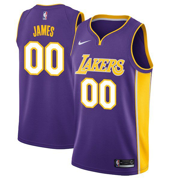 56ca36fd048 LeBron James Lakers jerseys and t-shirts now available - SBNation.com