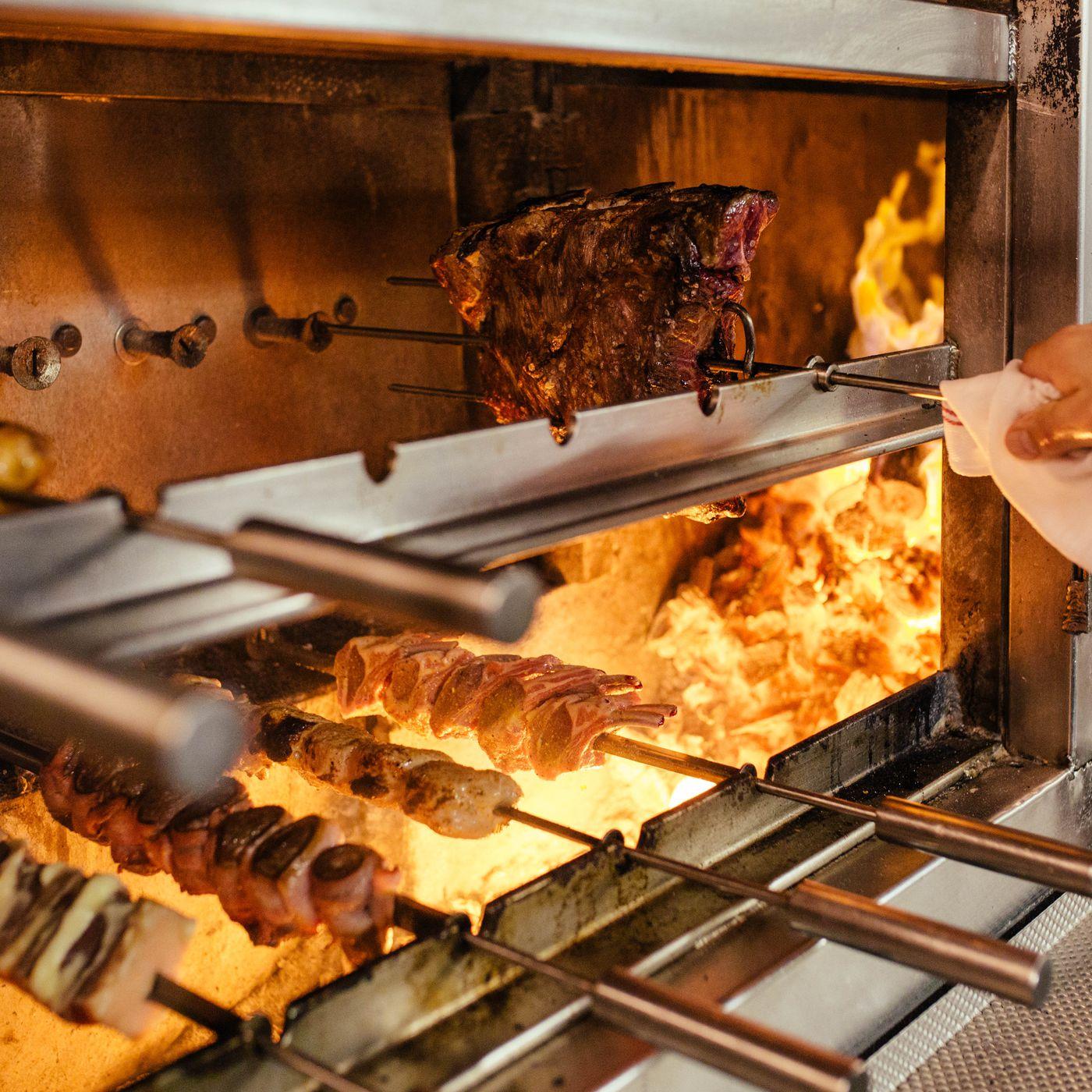 How The Brazilian Steakhouse Swept America Eater