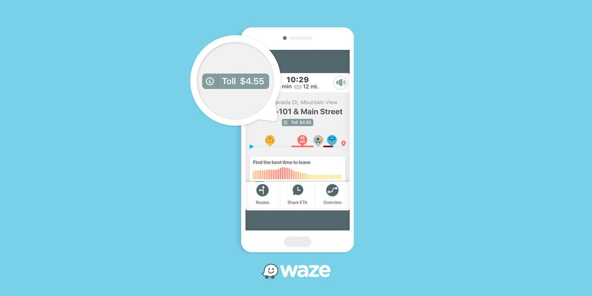 Waze now allows you to report unplowed roads and black ice