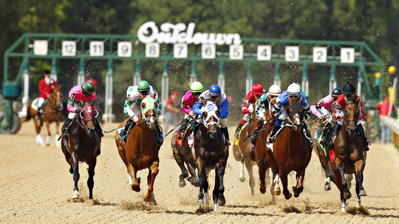 2014 Rebel Stakes Results Hoppertunity Edges Out Tapiture
