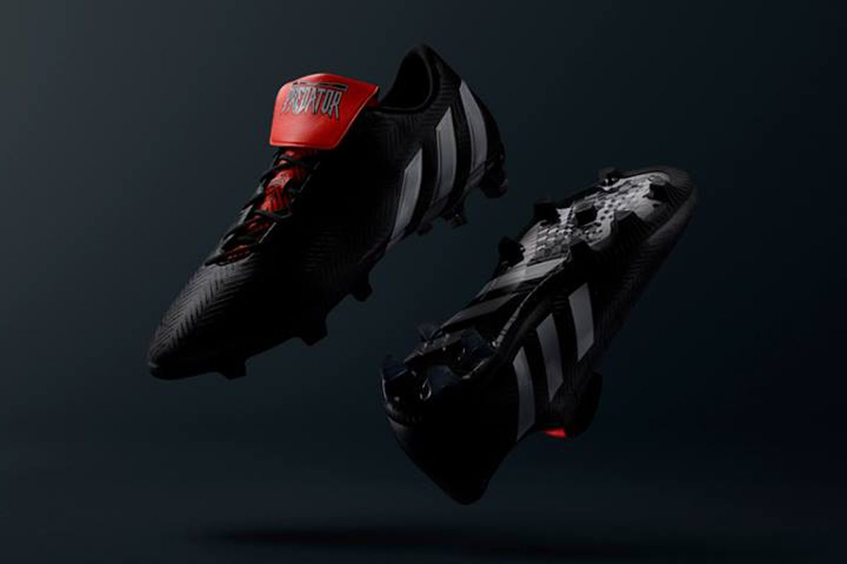 f7cb7e8c88b0 adidas continue Predator 20th anniversary celebrations with pair of limited  edition Instinct-based boots