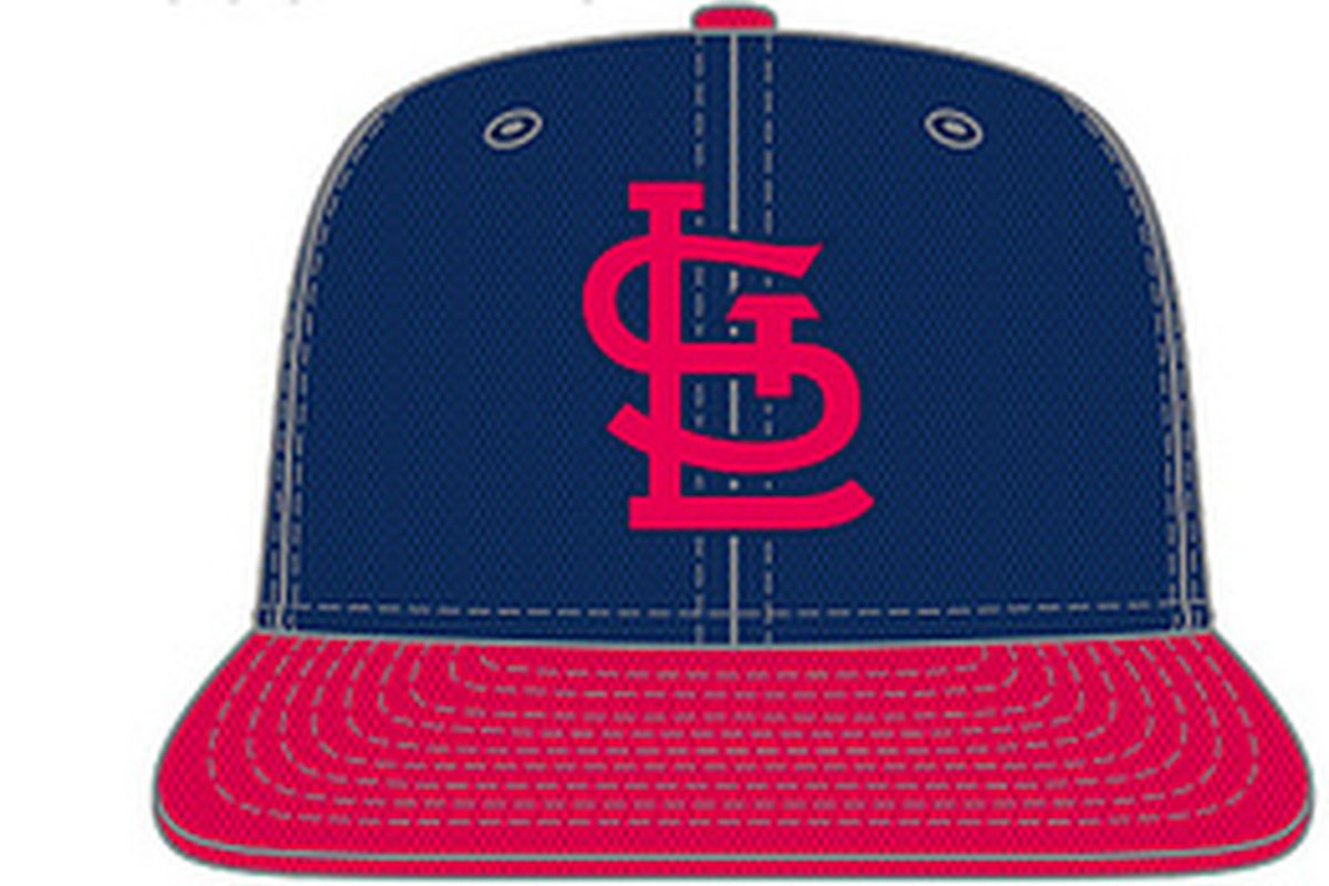 dd66b00ccc5 The St. Louis Cardinals Get New Batting Practice Caps - Viva El Birdos