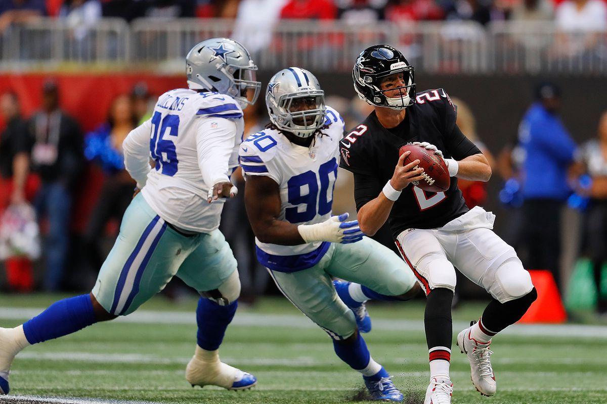 80f2ba6a8e8 Cowboys vs. Falcons 2018 Week 11 game day live thread IV - Blogging ...