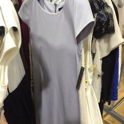 Dusty purple dress, $89 (was $220)