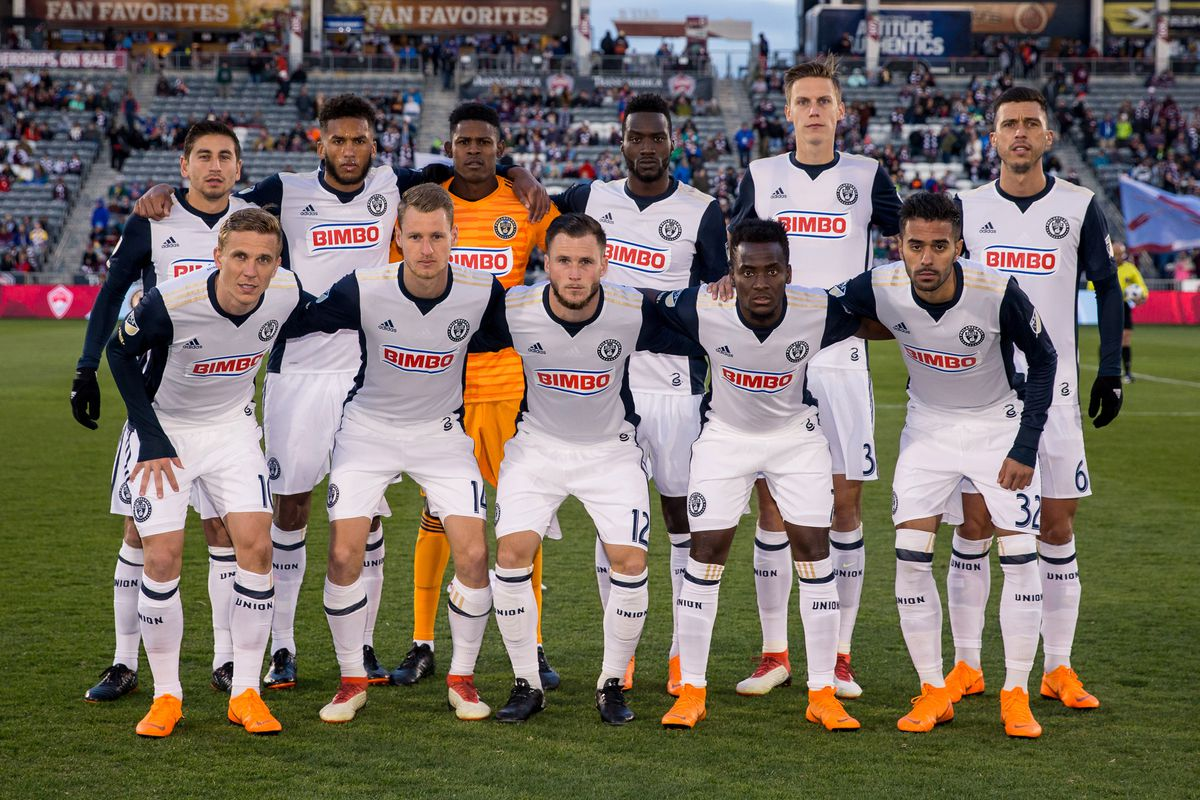 MLS: Philadelphia Union at Colorado Rapids