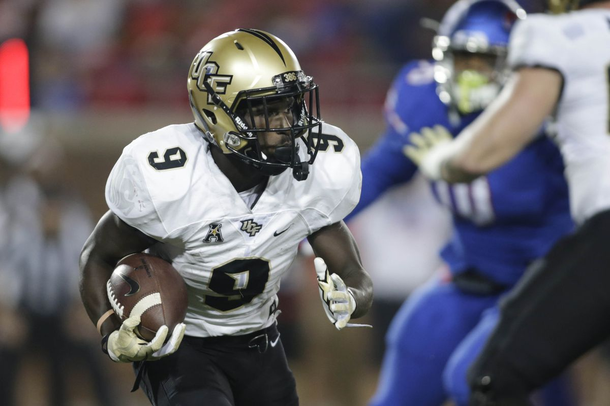 NCAA Football: Central Florida at Southern Methodist