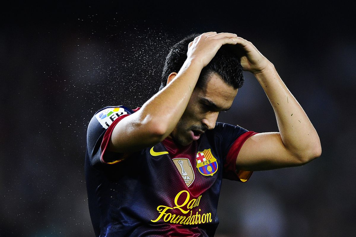 It'd be nice to see Pedro get back amongst the goals tonight
