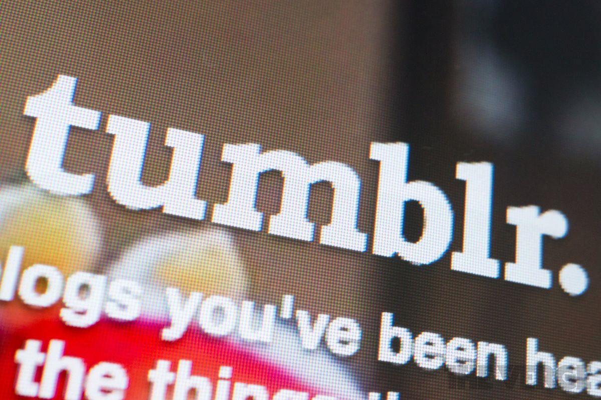 tumblr logo stock 2040