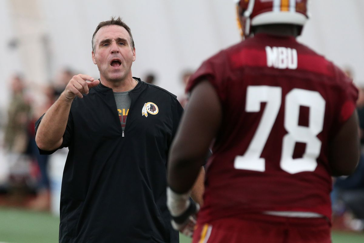 Jim Tomsula ting rave reviews in Washington Niners Nation