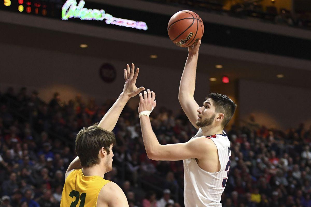 NCAA Basketball: West Coast Conference Tournament-Gonzaga vs San Francisco