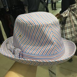 Remember when bucket hats were back for a second?