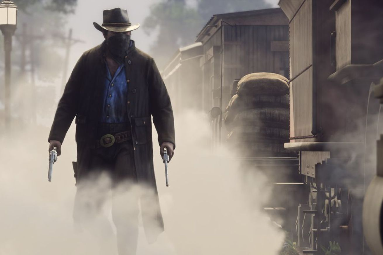 red dead redemption 2 s online mode is coming in november