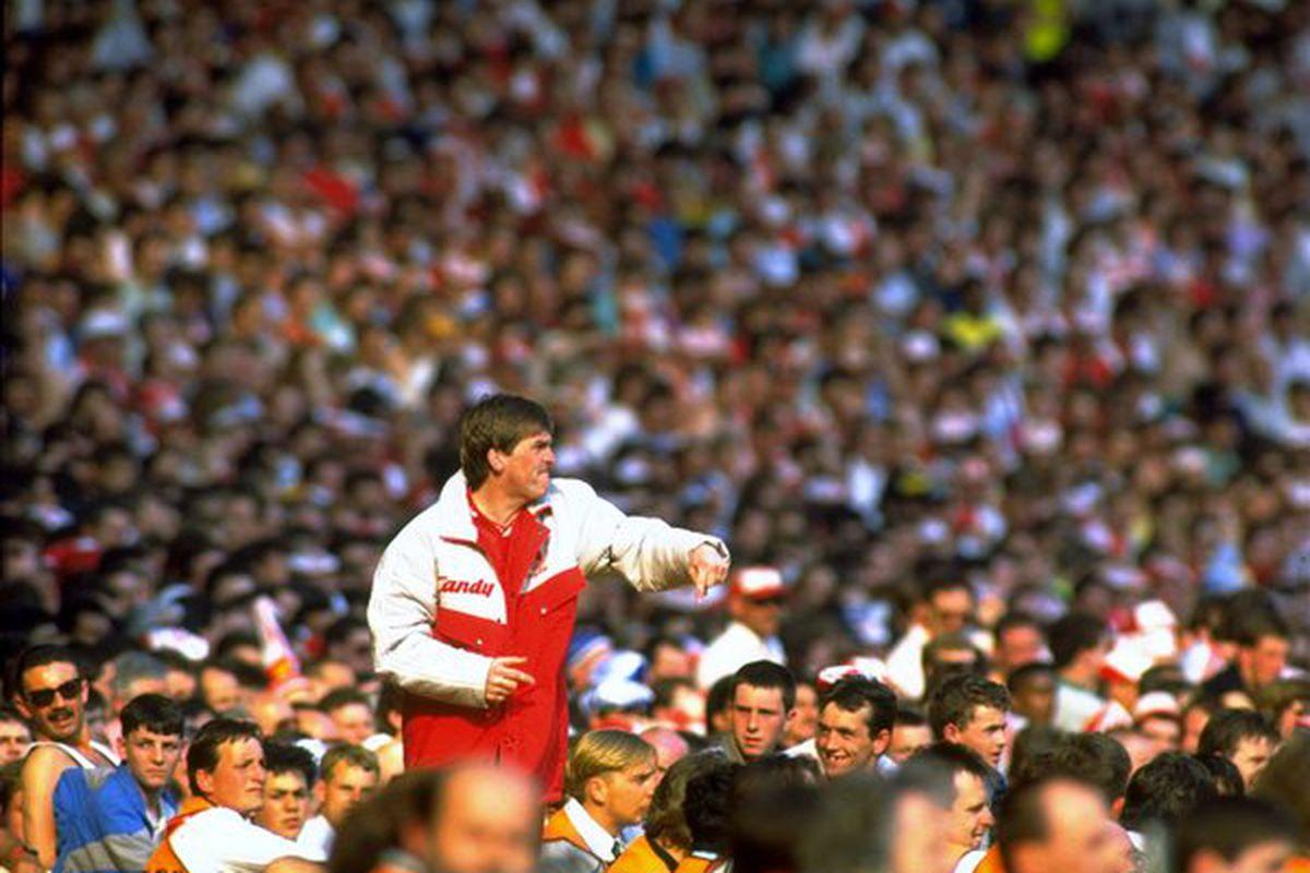 Kenny Dalglish, 1989.