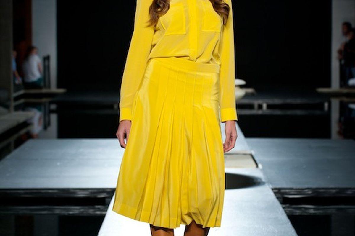 Photos courtesy of Mercedes Benz Fashion Week Swim