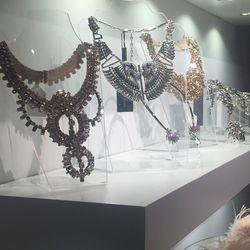 Large necklaces, $200