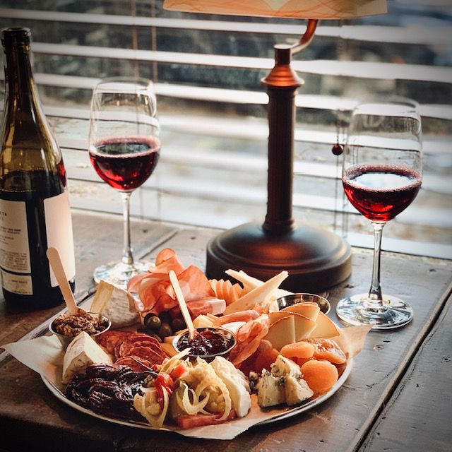 St. Vincent is now open for pre-paid pickup for wine, cheese, and cured meats.