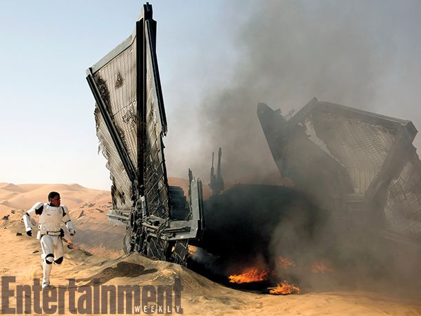 Behind the scenes on the next Star Wars movie