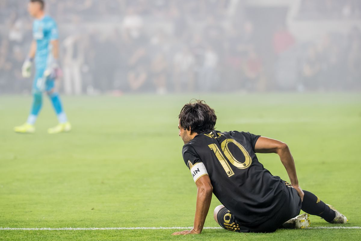 Lafc Injury Analysis Carlos Vela Listed As Questionable