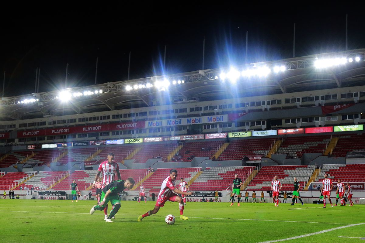 Necaxa v Santos Laguna - Torneo Guard1anes 2020 Liga MX