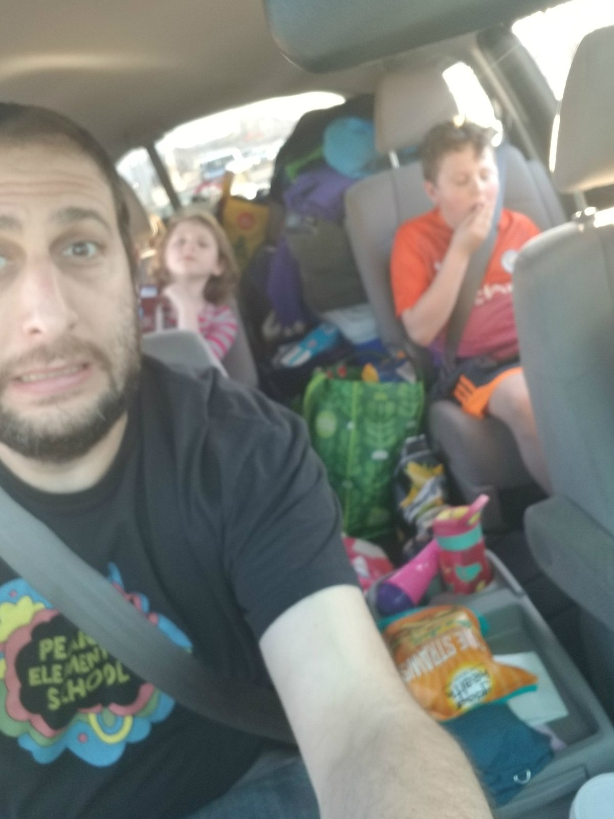 A family road trip