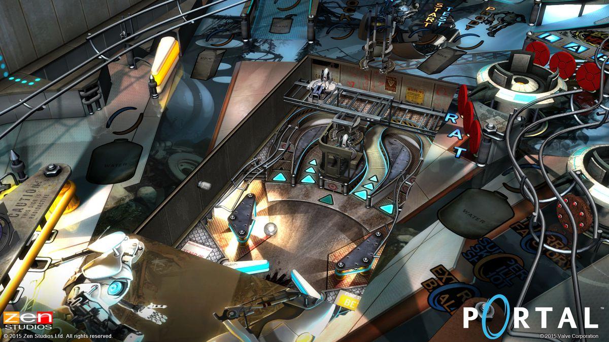 Portal pinball (embargoed)