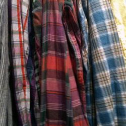 Plaids for the lads