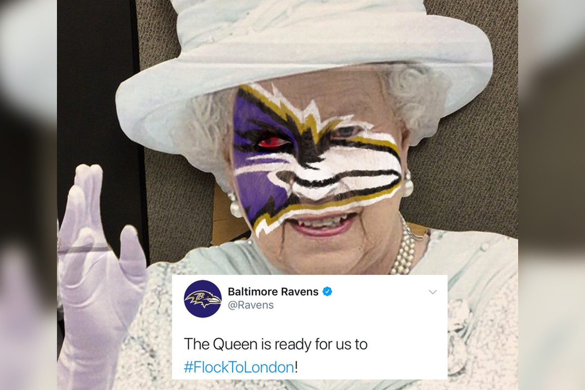 Baltimore Ravens Post Ridiculous Tweet, Delete It Immediately