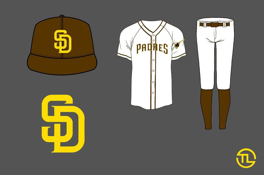 17ca3174333 TFHS Special  Redesigning the Padres - Gaslamp Ball