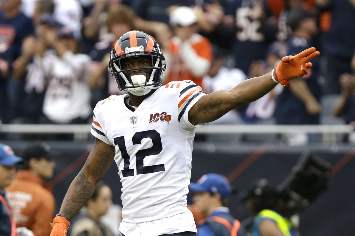 Brad Biggs: Why wait to sign Allen Robinson the Bears only consistent offensive performer to a contract extension?